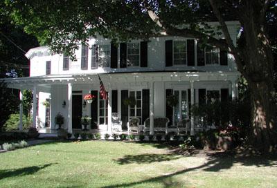 Perfect Veranda House